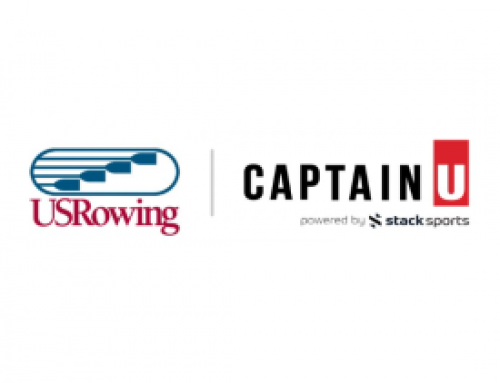 "CaptainU Joins USRowing as ""Official College Recruiting Partner"""