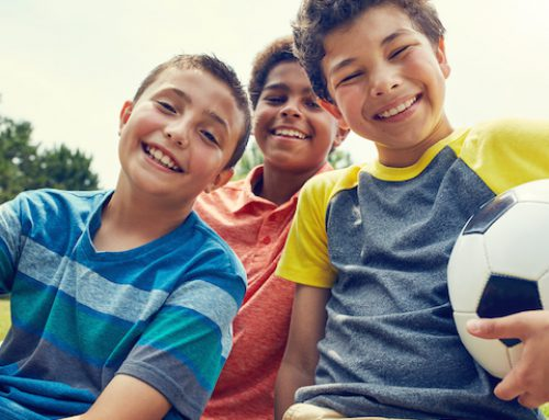 Kids Play Fewer 'Pick-Up Games,' and it's Hurting Youth Sports