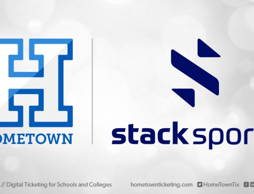 HomeTown Ticketing and Stack Sports Announce Partnership Bringing Streamlined Digital Ticketing and Payment Processing Solutions to Clients