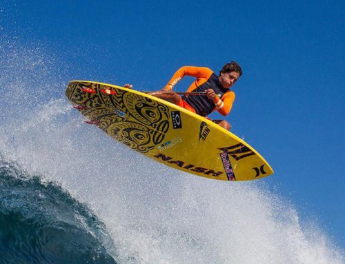 Two Sports Tech Companies Team up and partner with Association of Paddlesurf Professionals — APP World Tour